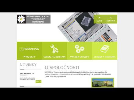 www.kopretina.sk