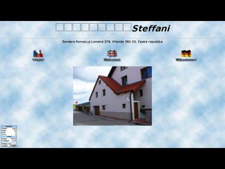 www.steffani.cz