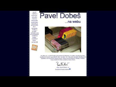 www.paveldobes.cz