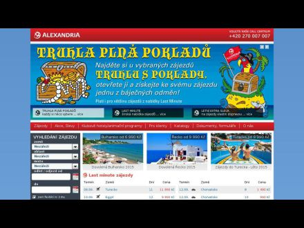 www.alexandria.cz