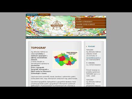 www.topograf.cz
