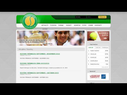 www.tenisjany.sk/