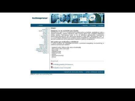 www.technoprocur.sk