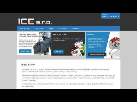 www.ice-elektro.sk