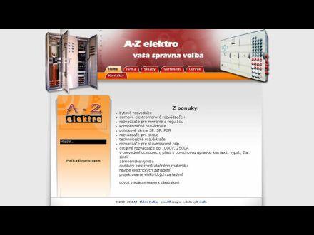 www.az-elektro.sk