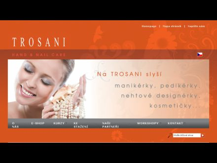 www.trosani.sk