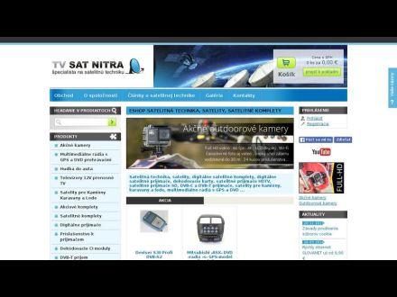www.tvsatnitra.sk