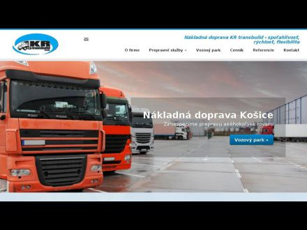 www.krtransbuild.sk