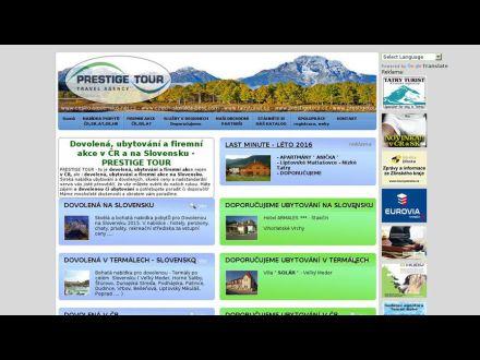 www.prestigetour.cz