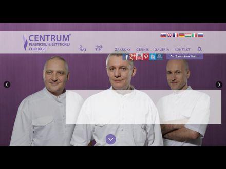 www.plastickachirurgia.sk
