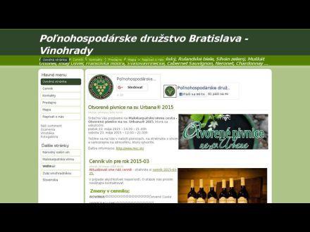 www.pdvinohrady.sk