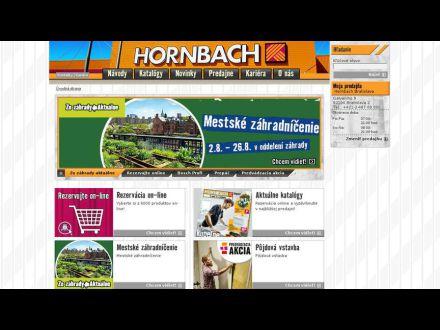 www.hornbach.sk