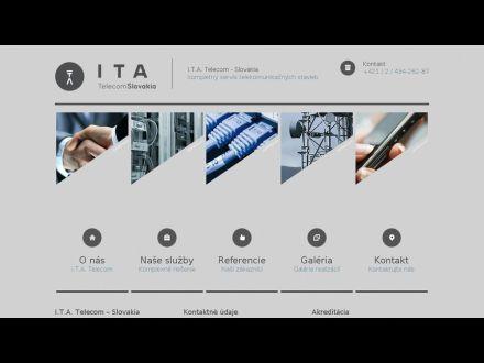 www.ita-telecom.sk