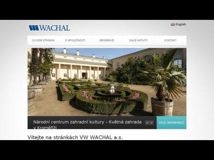 www.wachal.cz