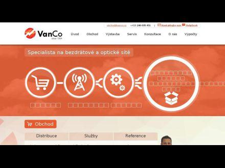 www.vanco.cz