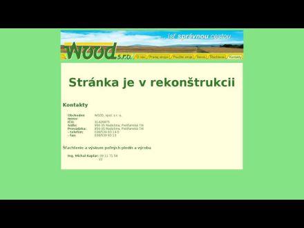 www.woodradosina.sk