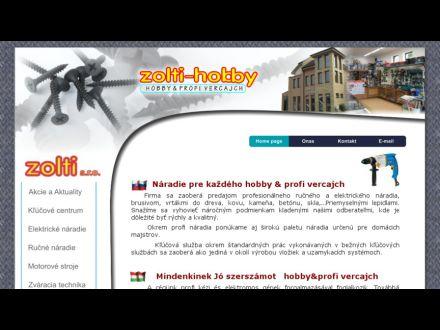 www.zolti-hobby.sk