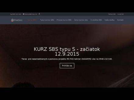 www.forsec.sk