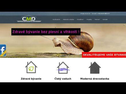 www.cmd-sk.sk
