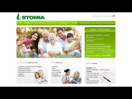 www.stomia.sk