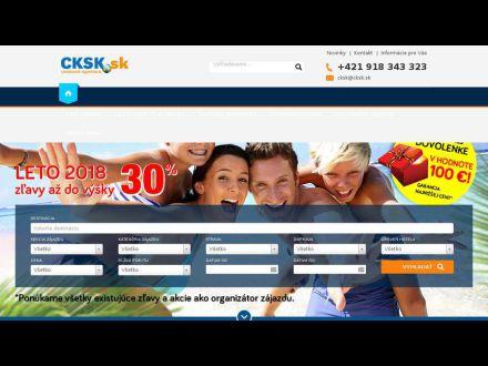 www.cksk.sk