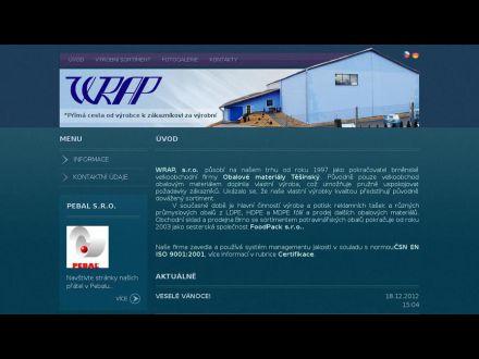 www.wrap.cz