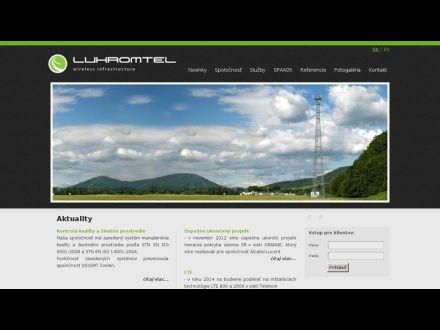 www.lukromtel.sk