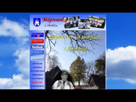 www.majovanka.sk