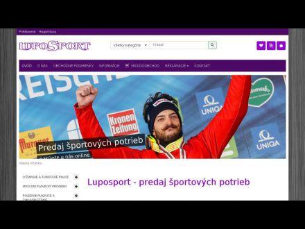 www.luposport.sk