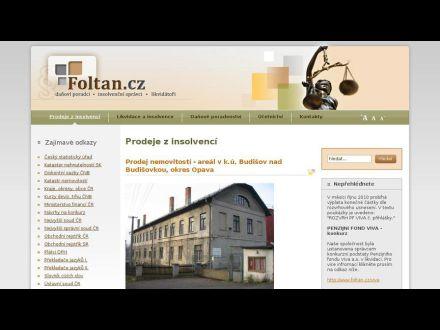 www.foltan.cz
