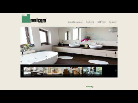 www.malcom.sk