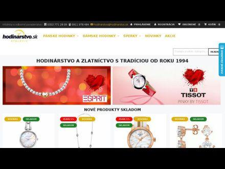 www.hodinarstvo.sk