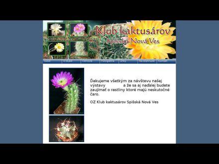 www.kaktusy.infosk.sk