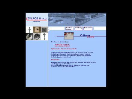 www.izolacie21.sk