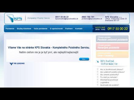www.kpsslovakia.sk