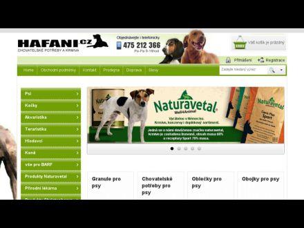 www.hafani.cz