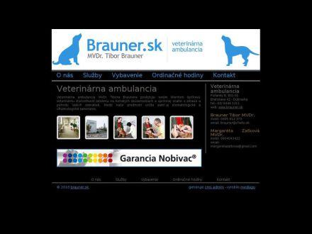 www.brauner.sk