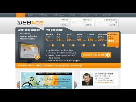 www.web4ce.cz