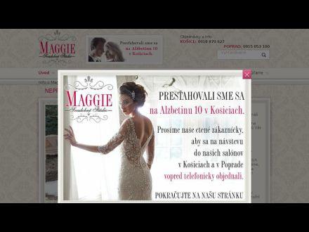 www.maggie.sk