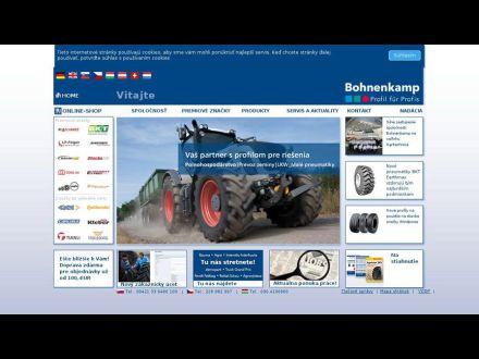 www.bohnenkamp.sk