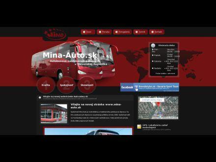 www.mina-auto.sk
