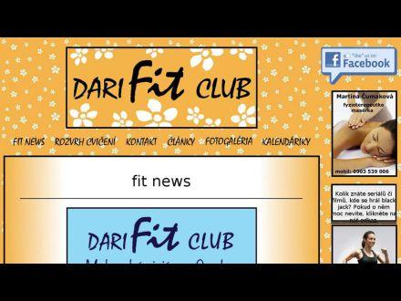 www.darifit.sk
