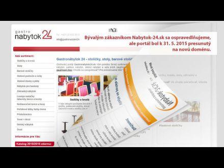 www.gastronabytok24.sk