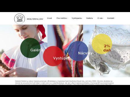 www.kobylka.sk