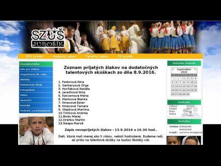 www.szusjurosik.sk