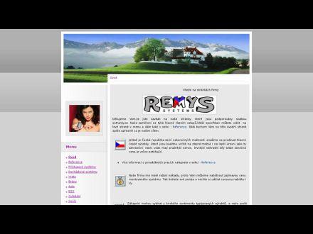 www.remys.cz