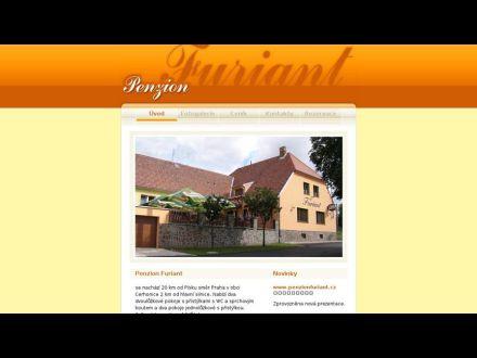 www.penzionfuriant.cz
