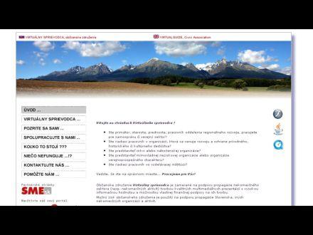 www.virtualnysprievodca.sk