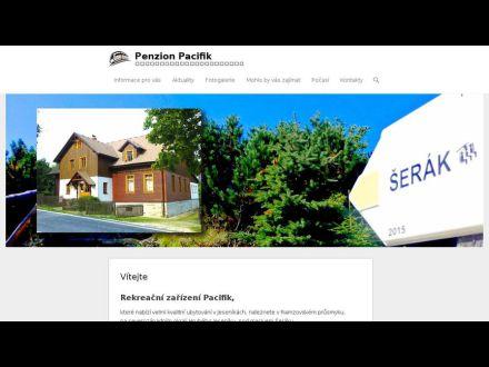 www.penzionpacifik.cz