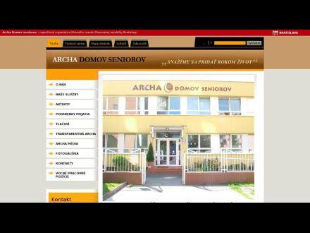 www.dsarcha.bratislava.sk
